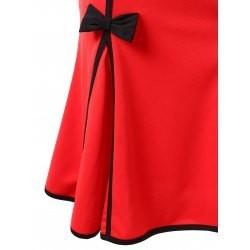 Vintage Bow Skirt
