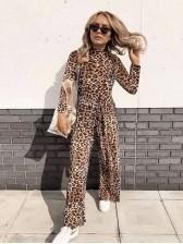Leopard Chic Daysuit