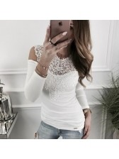 Victorian Lace T-Shirt