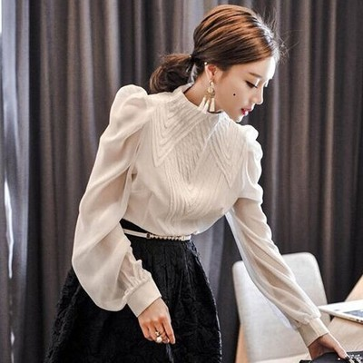 Babz Korean Queen Blouse