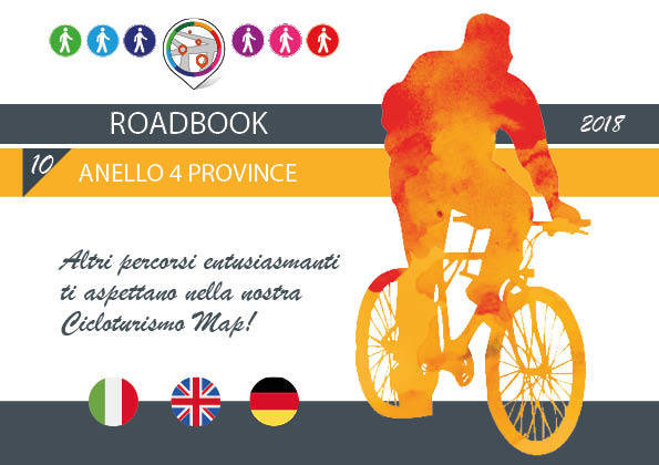 Roadbook Anello 4 Province