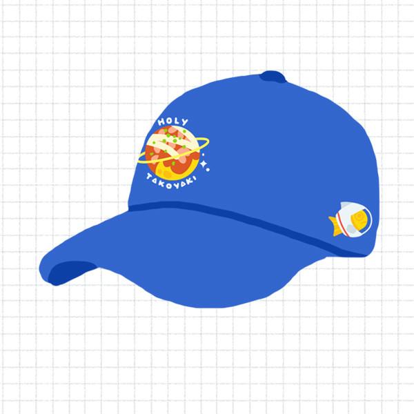 Cap: Holy Takoyaki