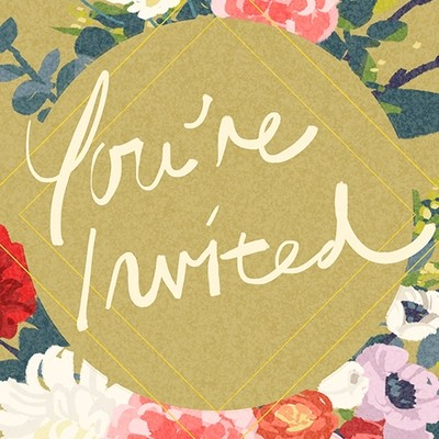 You're Invited: Wedding Fanbook