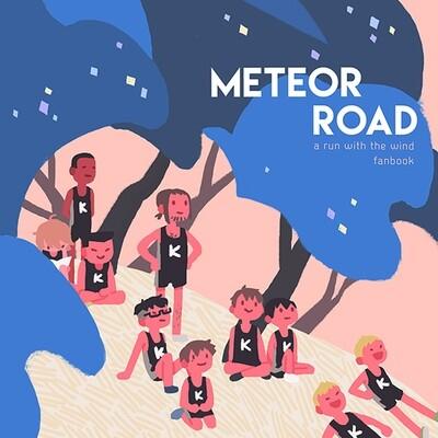 METEOR ROAD: A Kazetsuyo fanbook