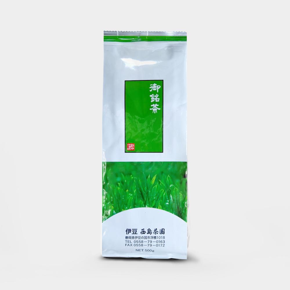 煎茶  /  500g 00012