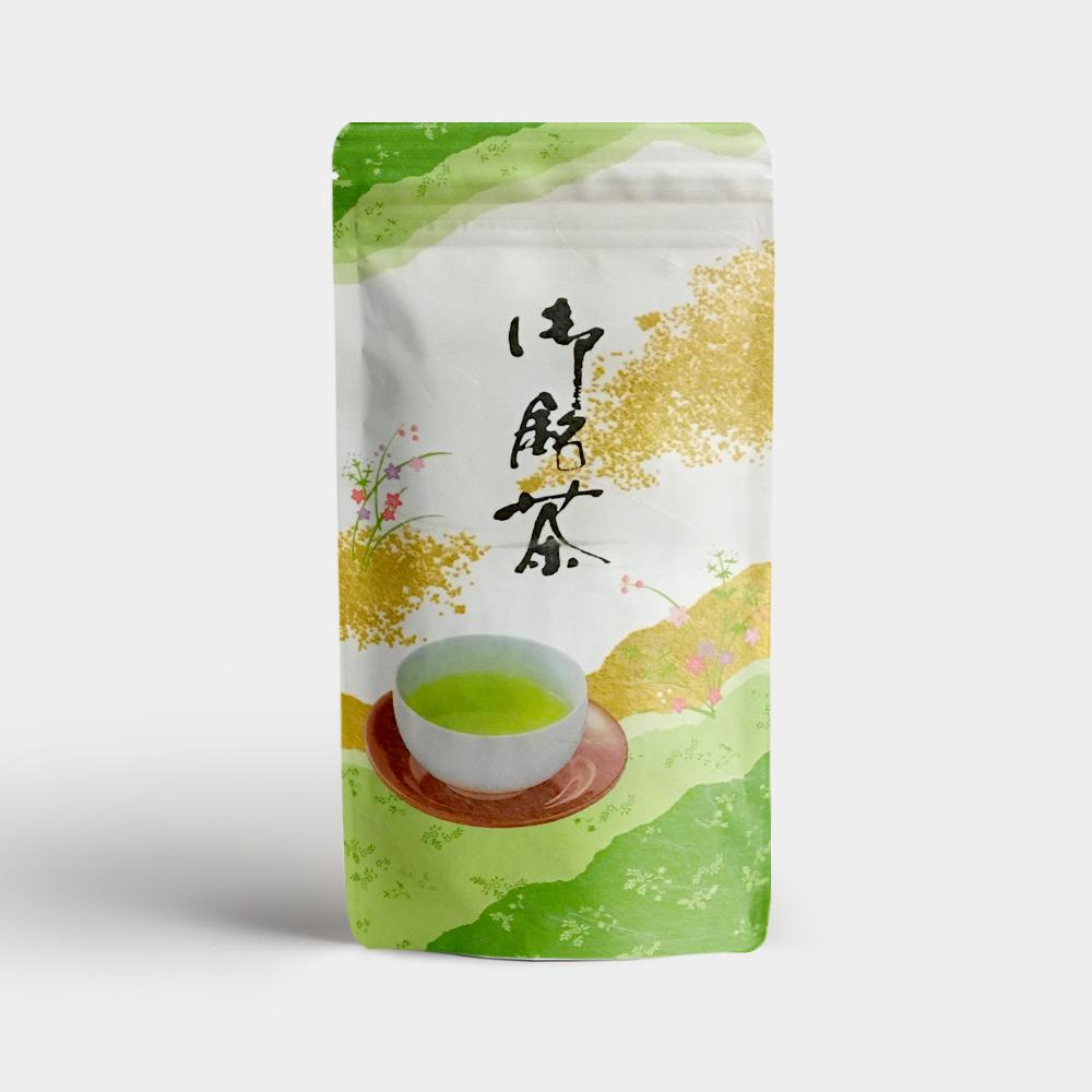 煎茶(上)  /  100g 00003