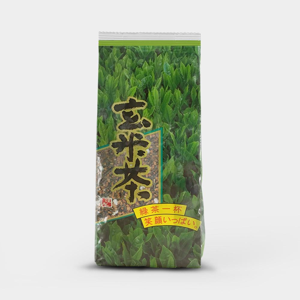 玄米茶  /  200g 00008