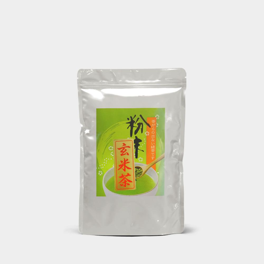 粉末玄米茶  /  50g 00010