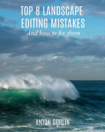Top 8 Landscape Editing Mistakes eBook EB1