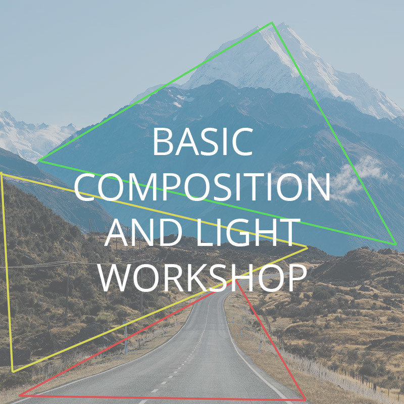 Basic Principles of Composition and Light CL1