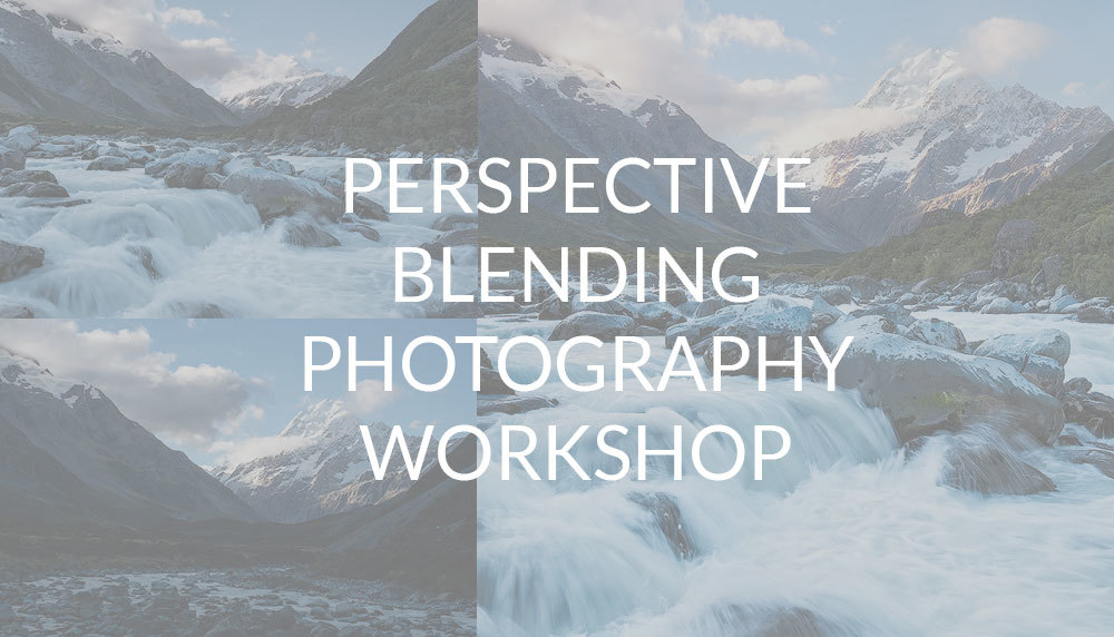 Perspective Blending Workshop ADV2