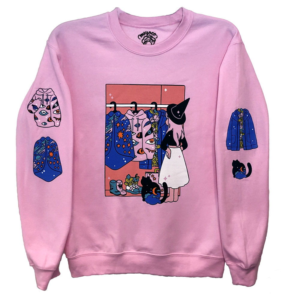 Witch Wardrobe Sweatshirt