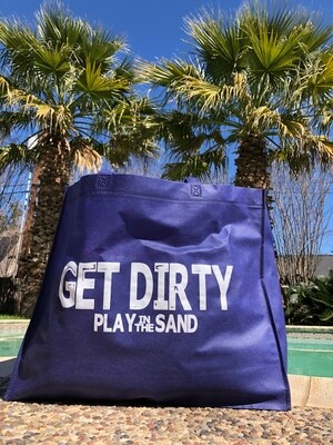 Beach Bag - Get Dirty Play in the Sand