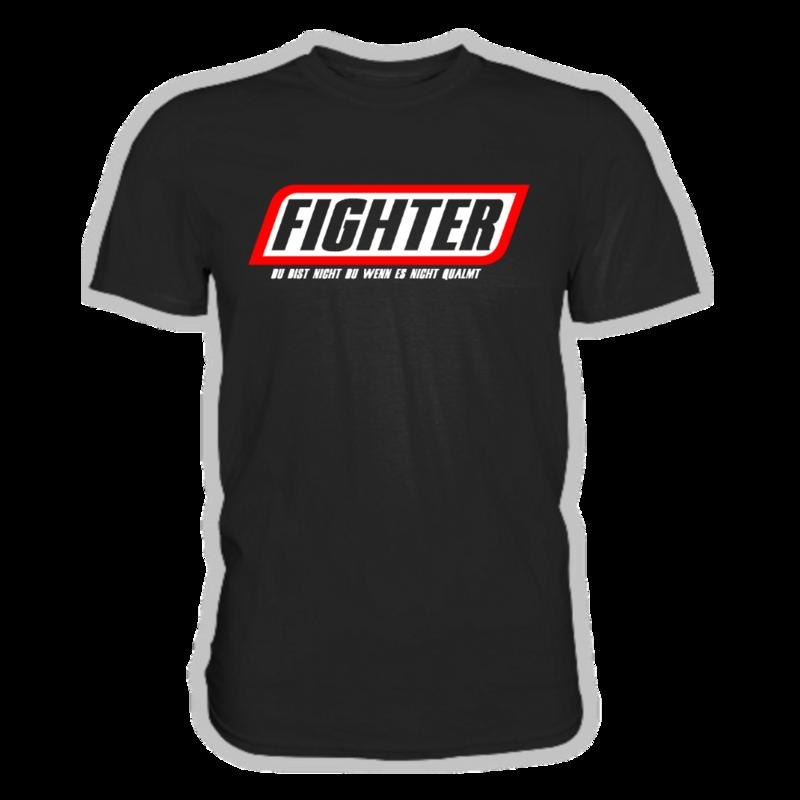 ASPHALT TERRORIST FIGHTER T-SHIRT