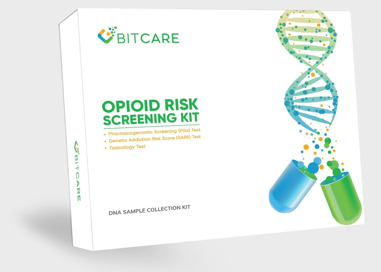 Opioid Risk DNA Test Kit