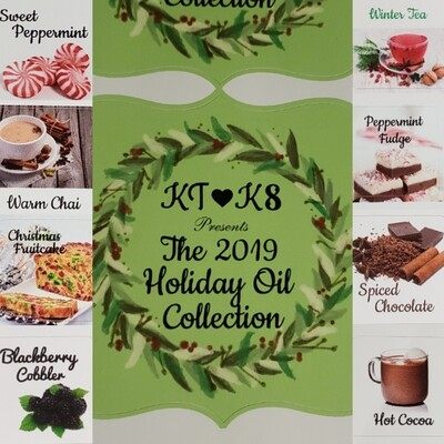 2019 Holiday Collection  Extras!
