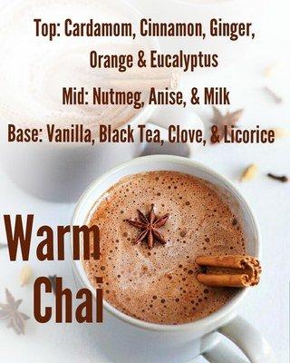 Warm Chai Cuticle Oil