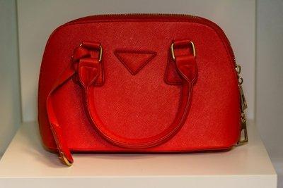 Red Luxury Fashion Bag