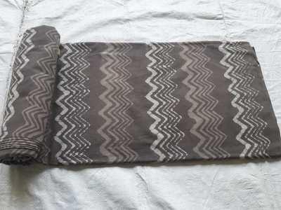 Kurti Fabric Handblock Print