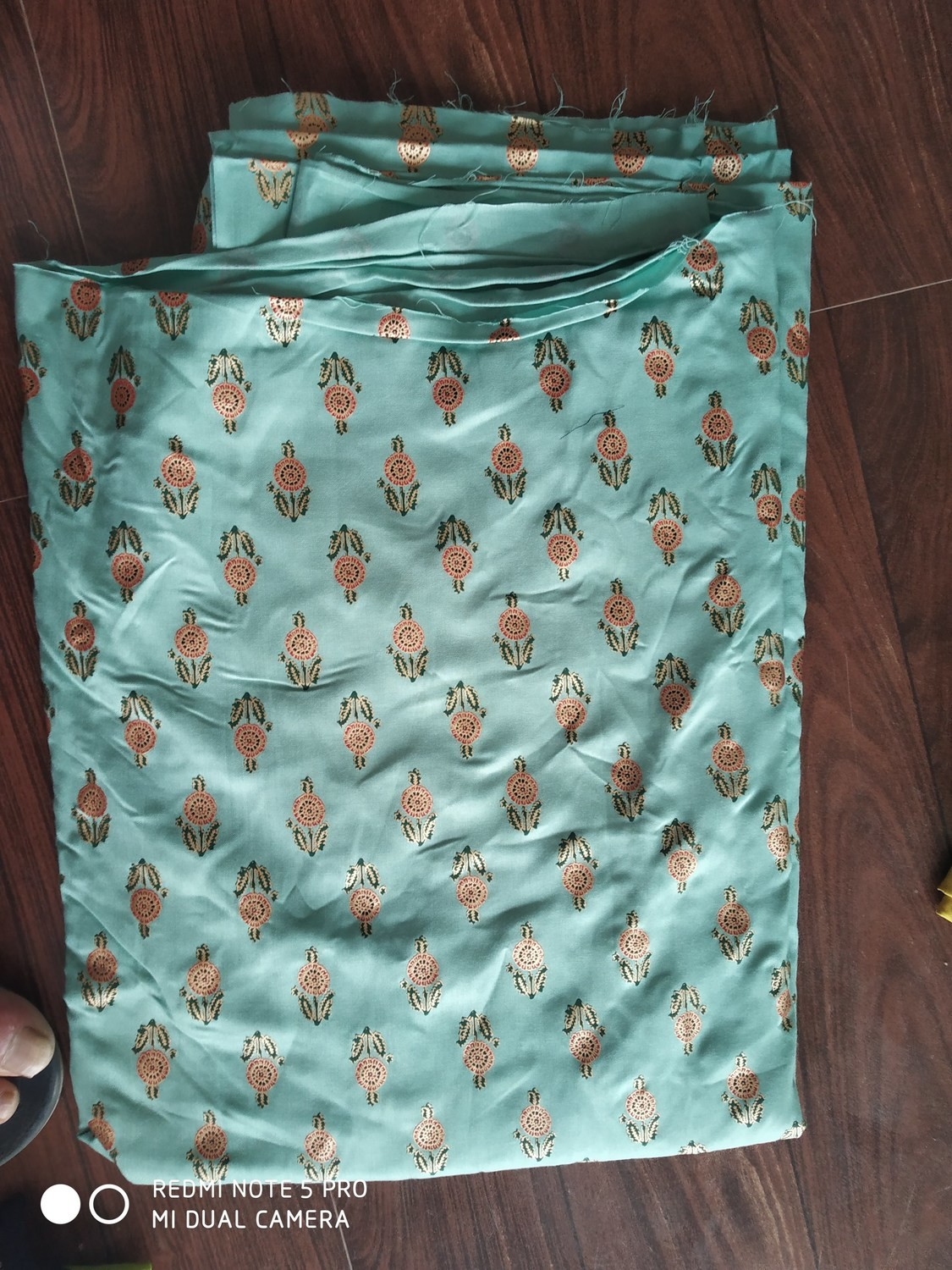 Cotton Fabric For All Over Unstitich Dress Material with out Duppta
