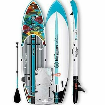 Bote HD Aero Bug Slinger Inflatable SUP