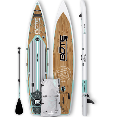 Bote Traveller Aero Inflatable SUP