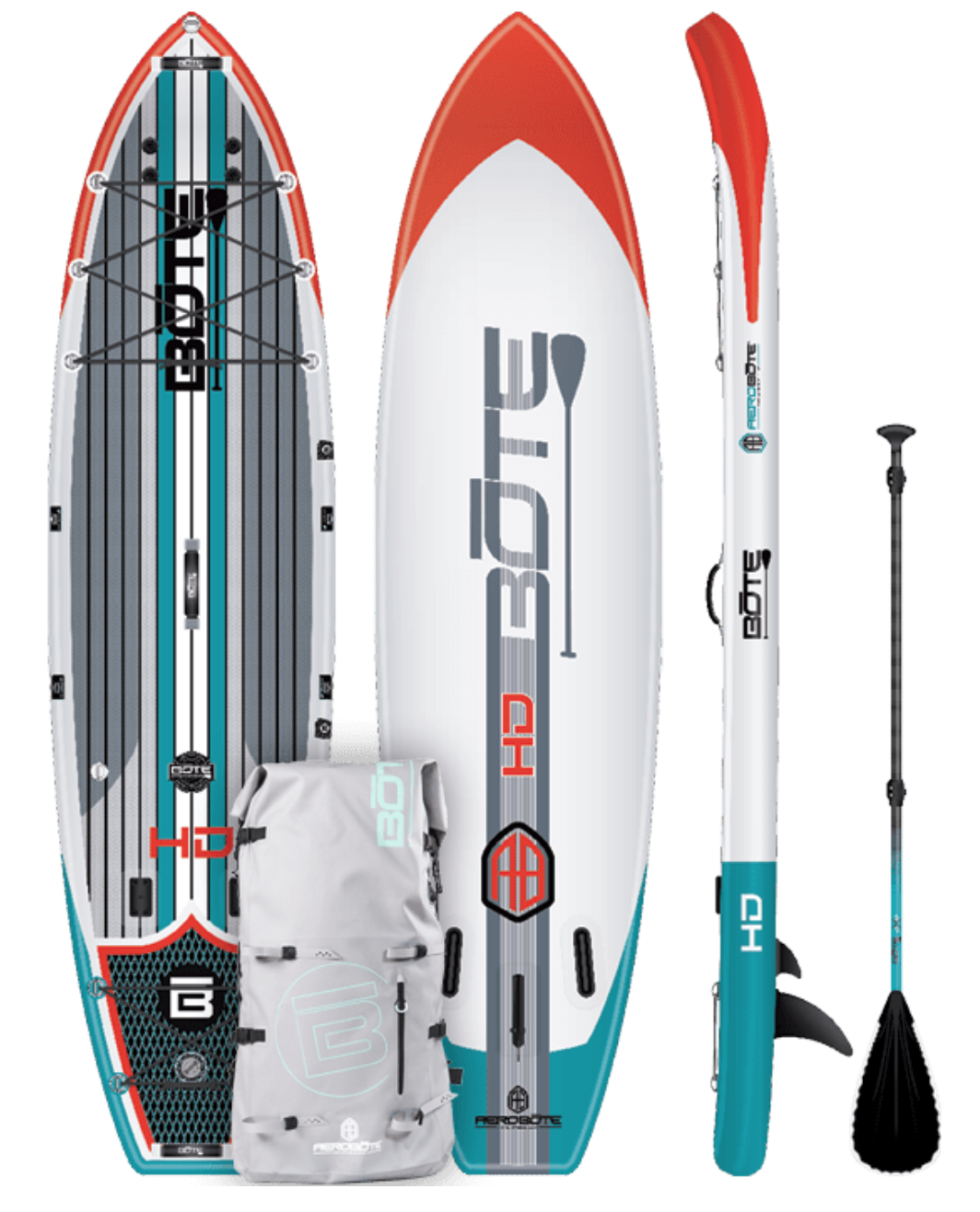 Bote HD Aero Full Trax Inflatable SUP