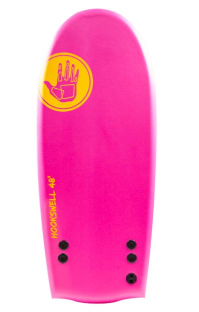 "Body Glove Hook Swell 48"" Blackball Body Board"