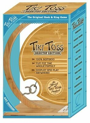 Tiki Toss Desktop Edition
