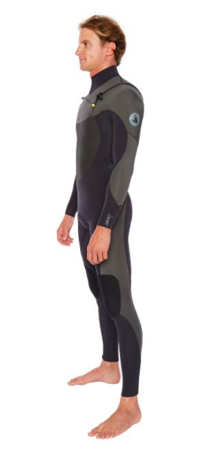 Body Glove Men's Siroko 3/2mm Slant Zip Fullsuit