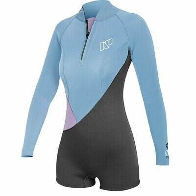 Neil Pryde Spice Long-sleeve Shorty 3/2 Women's Wetsuit