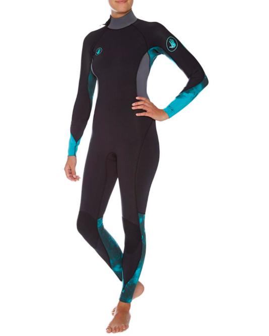 Body Glove Women's BG Stellar 3/2mm Fullsuit