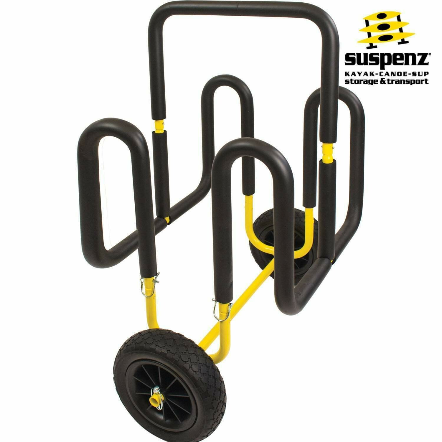 Suspenz Double Trouble Stand & Cart