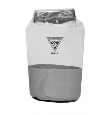 Seattle Sports Glacier Clear Dry Bag