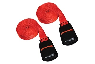 Malone 12' Heavy Duty Load Straps 2 PACK