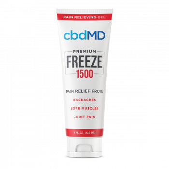 CBD Freeze Squeeze - 750 mg - 4 oz
