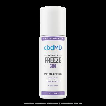 CBD Freeze Roller - 300 mg - 3 oz