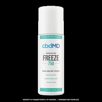 CBD Freeze Roller - 750 mg - 3 oz