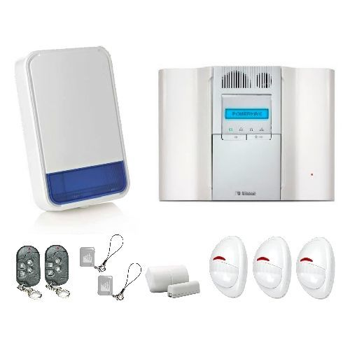 PowerMax Complete Alarm System PTSPMC
