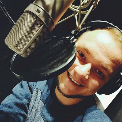 Nagranie zapowiedzi telefonicznych w wykonaniu lektora Damian - Kupon