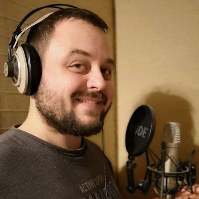Nagranie zapowiedzi telefonicznych w wykonaniu lektora Krzysztof 2 - Kupon