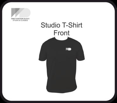 Studio Black T-Shirt