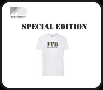 Special Edition FFD Camo T-Shirt