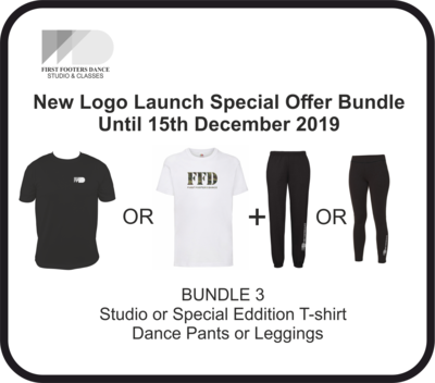 NEW LOGO LAUNCH SPECIAL OFFER BUNDLES