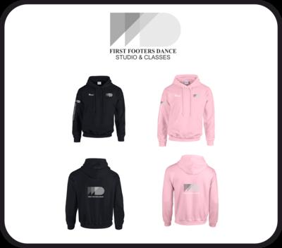 Black or Light Pink Hoody
