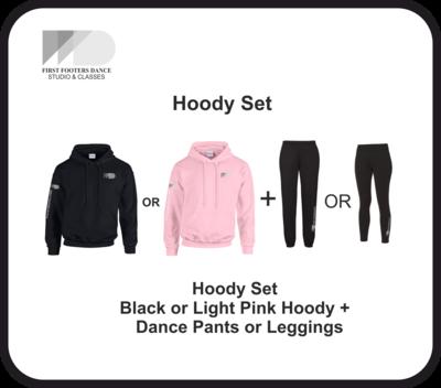 Uniform Hoody or Jacket Set