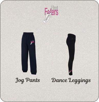 Dance Jog Pants & Leggings
