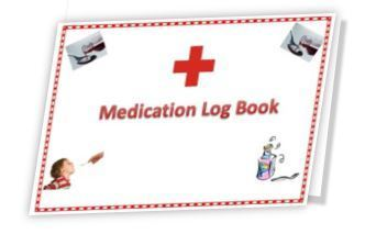medication record book
