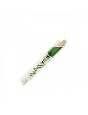 Bamboe eetstokjes 200mm in sachet Verpakt per 100 stuks
