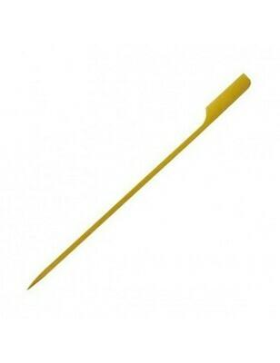 Bamboe golfprikker 180 mm verpakt per 100 stuks